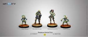 Haqqislam Support Pack
