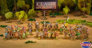Gallic Warband Boxed Set