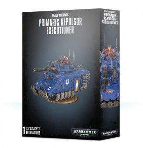 Primaris Repulsor Executioner