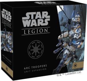 Star Wars Legion: ARC Troopers Unit Expansion
