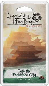 Legend of the Five Rings LCG: Into the Forbidden City - EN