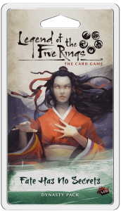 Legend of the Five Rings LCG: Fate Has No Secrets - EN