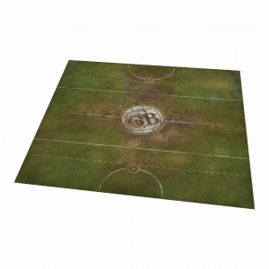 Guild Ball Play Mat: Classic Pitch