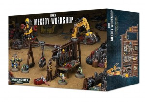 ORKS MEKBOY WORKSHOP