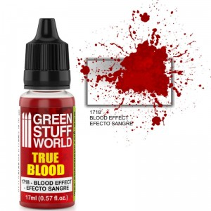 Flesh Blood paint - TRUE BLOOD 17ml