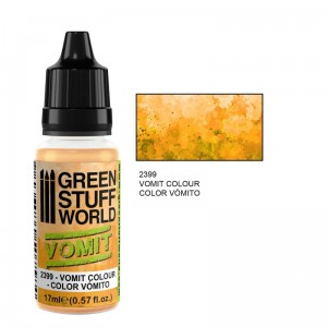 Vomit Colour paint 17ml