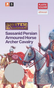 Sassanid Persian Armoured Horse Archer Cavalry Pouch
