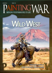 Painting War 10: Wild West
