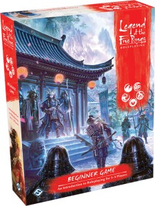 Legend of the Five Rings Roleplaying Beginner Game - EN