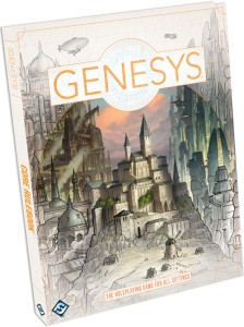 Genesys RPG Core Rulebook