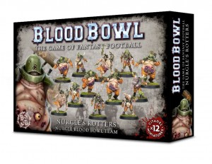 BLOOD BOWL: NURGLE TEAM