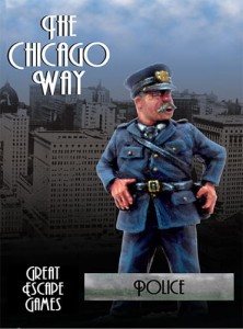 The Chicago Way Police Officers