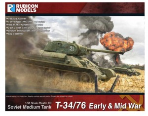 Rubicon T34/76 - early and mid war