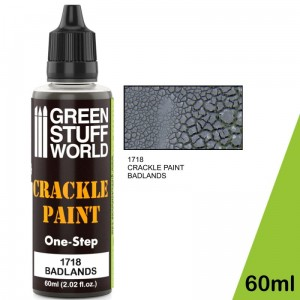 Acrylic Crackle Paint - BADLANDS 60ml