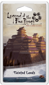 Legend of the Five Rings LCG: Tainted Lands - EN