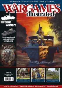 Wargames Illustrated WI396 December 20 Edition