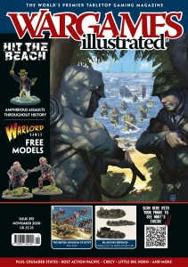 Wargames Illustrated WI395 November 20 Edition