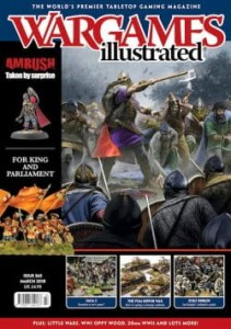 Wargames Illustrated - Marzec 2018