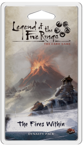 Legend of the Five Rings LCG: The Fires Within - EN