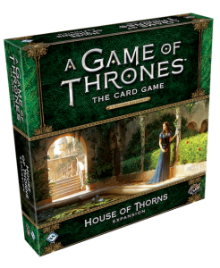 A Game of Thrones LCG 2nd Edition: House of Thorns Deluxe Expansion - EN