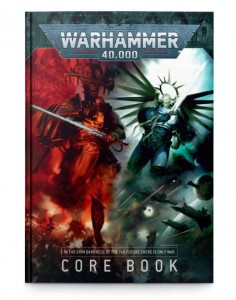 WARHAMMER 40000: CORE BOOK (9th)