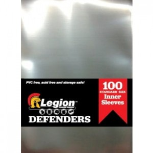 Legion - Standard Sleeves - Defenders (100 Sleeves)
