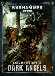 CODEX: DARK ANGELS (ENGLISH)