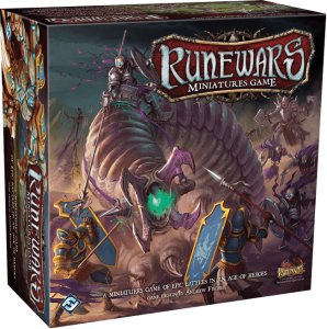 Runewars Miniatures: Game Core Set