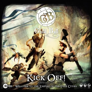 Kick Off!  (Guild Ball)