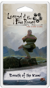 Legend of the Five Rings LCG: Breath of the Kami - EN