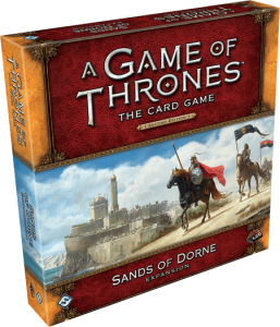 A Game of Thrones LCG 2nd Edition: Sands of Dorne - EN